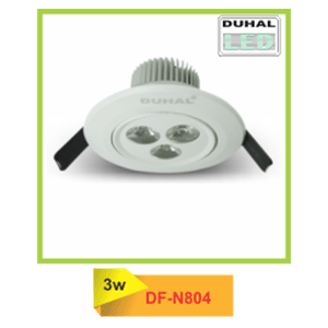 Đèn Led Duhal downlight DF-N804