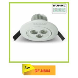 Đèn Led Duhal downlight DF-N804