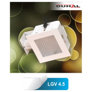 Đèn downlight Duhal LGV 4.5