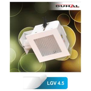Đèn downlight Duhal LGV 4.5