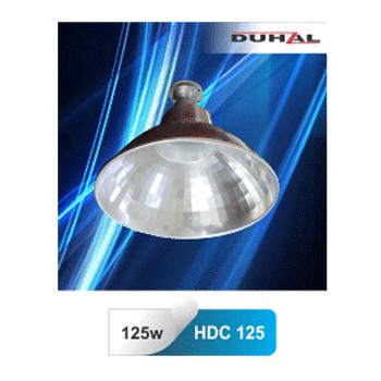 Chóa đèn cao áp công nghiệp Duhal HDC 125 1x150W
