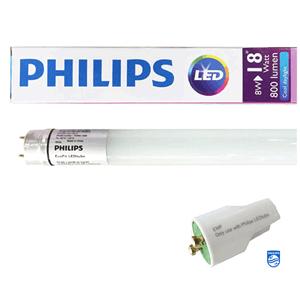 Bóng đèn tuýp led Philips ECOFIT LedTube 8W 0m6