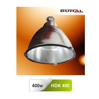 Chóa đèn nhà xưởng Duhal HDK400 bóng cao áp 400W
