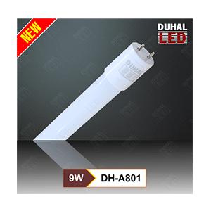 Bóng đèn Led Duhal DH-A801 thủy tinh T8