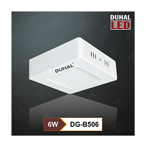 Đèn Led Duhal panel DG-B506 6W
