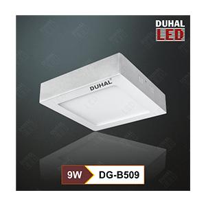 Đèn Led ốp trần vuông Duhal DG-B509