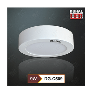Đèn Led ốp trần nổi Duhal DG-C509