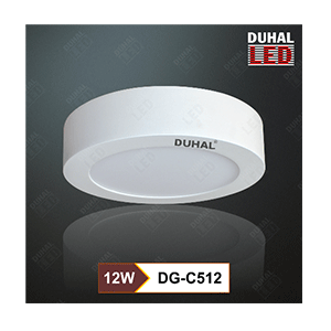 Đèn Led Duhal DG-C512 ốp trần