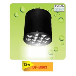 Đèn Led downlight Duhal gắn nổi DF-B803