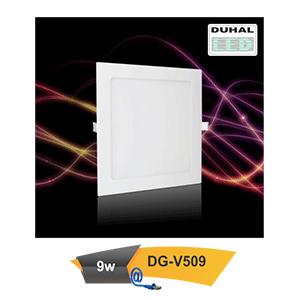 Đèn Led downlight âm trần Duhal DG-V509 9W