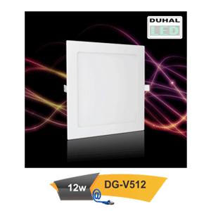 Đèn Led downlight âm trần Duhal DG-V512 12W