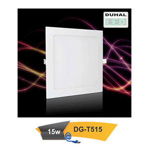 Đèn Led downlight âm trần Duhal DG-V515 15W