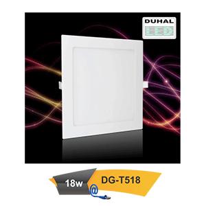 Đèn Led downlight âm trần Duhal DG-V518 18W
