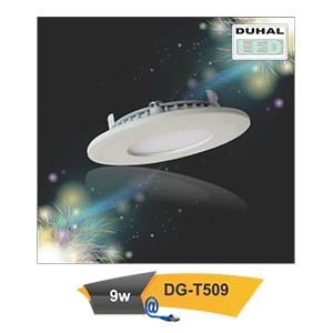 Đèn Led downlight âm trần Duhal DG-T509 9W