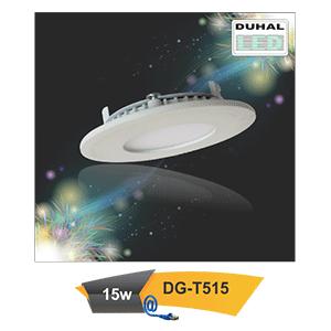 Đèn Led downlight âm trần Duhal DG-T515 15W