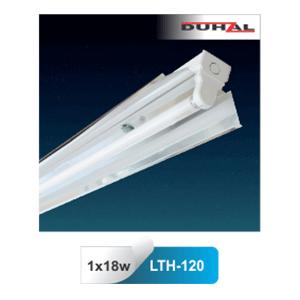 Máng đèn huỳnh quang công nghiệp Duhal LTH 120 1x18W