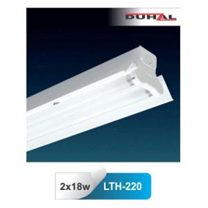 Máng đèn công nghiệp Duhal LTH 220 2x18W