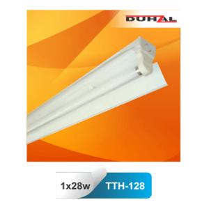 Máng đèn huỳnh quang nhà xưởng Duhal TTH 128 1x28W
