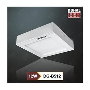 Đèn Led ốp trần Duhal DG-B512 12W