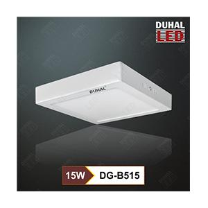 Đèn Led ốp trần Duhal DG-B515 15W