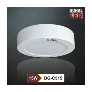 Đèn Led ốp trần Duhal DG-C515 15W