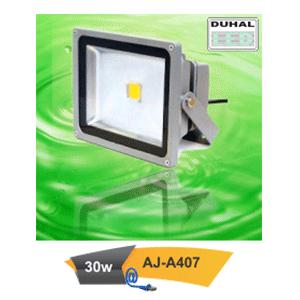đèn Led pha Duhal AJ-A407 30W