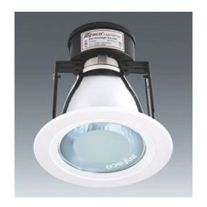 Đèn downlight Anfaco âm trần AFC199A glass