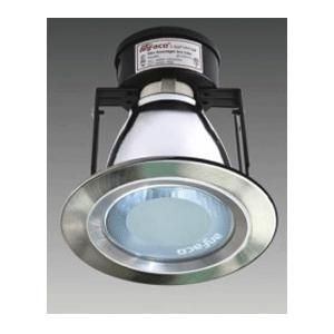 Đèn downlight Anfaco âm trần AFC198A glass