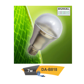 Bóng đèn Led Duhal 7W DA-B818