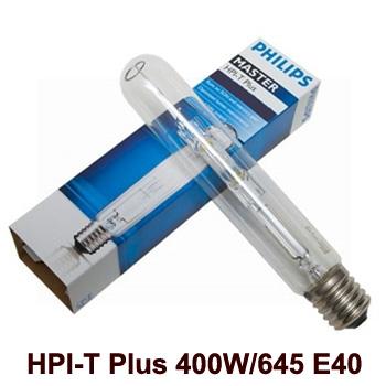 Đèn cao áp 400W Philips HPI-Tplus bóng thẳng