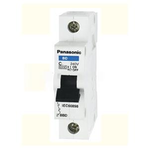 MCB 1P/6A 6kA BBD1061CA Panasonic