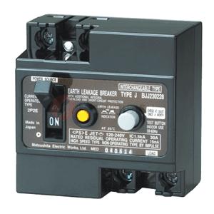 CB chống rò 30A 30mA BJJ23032-8 Panasonic