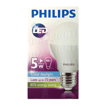 Bóng đèn Led Philips 5W – Led Bulb MyVision