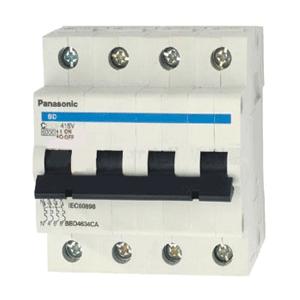 Cầu dao tự động MCB 4P/80A 10KA BBD408041C Panasonic
