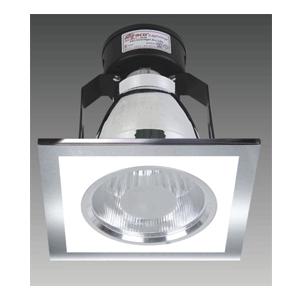Đèn downlight âm trần Anfaco AFC318T glass