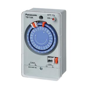 Công tắc đồng hồ Panasonic TB118