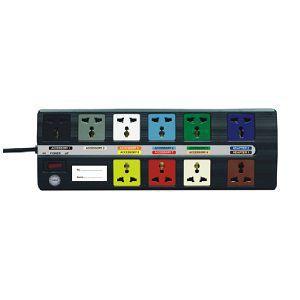 Ổ cắm điện đa năng Super 10 lỗ 3m 10D-S3-2 Lioa