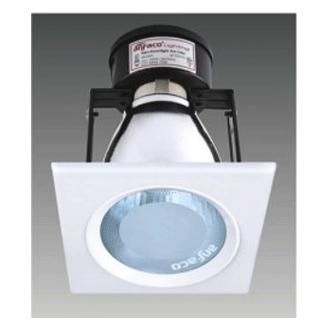 Đèn downlight âm trần Anfaco AFC 271 glass