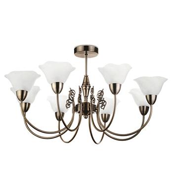 Đèn gắn trần phòng khách 37933 Philips bronze