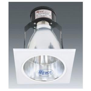 Đèn downlight âm trần Anfaco AFC318/1 glass