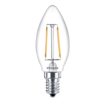 Đèn led sợi quang - Led FILA 2.3-25W E14 2700K Philips
