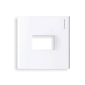 Mặt vuông dành cho 1 thiết bị WEB7811W Panasonic