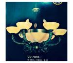 Đèn chùm đá CD-732/6 HPLIGHT