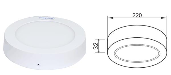 Thiết kế kỹ thuật đèn Led âm trần